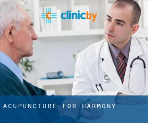 Acupuncture for Harmony