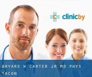 Bryars W Carter Jr MD Phys (Tacon)