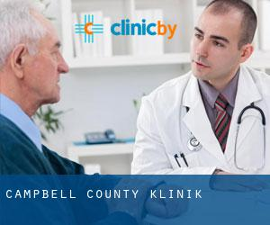 Campbell County klinik