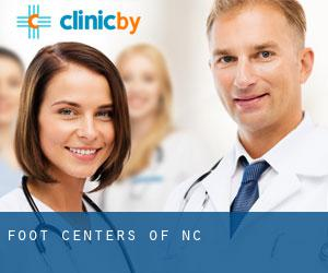 Foot Centers Of NC